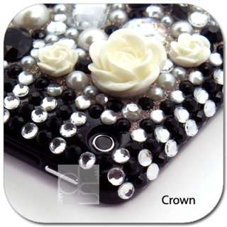 Bling Crystal Hard Case Cover Skin IPhone 3GS 3G s