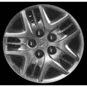 04 DODGE GRAND CARAVAN WHEEL COVER HUBCAP HUB CAP 15 INCH VAN, SPOKE