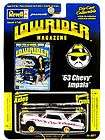 REVELL Lowrider Magazine 61 Chevy Impala 1/64 scale Limited Edition