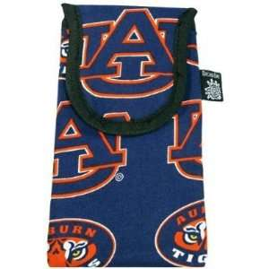 Auburn University AU Tigers Cell Phone Glasses Case by Broad Bay