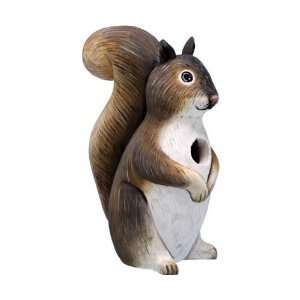 Birdhouse Squirrel   (Bird Houses) (Squirrel Lovers