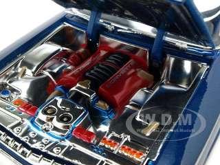 Brand new 118 scale diecast model of 1962 Chevrolet Bel Air die cast