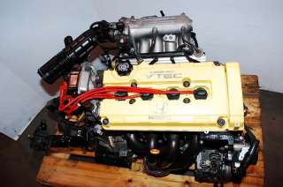 JDM Honda Civic Acura Integra B16A obd1 DOHC VTEC Engine 5speed