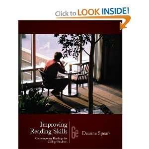 Improving Reading Skills 6th (Sixth) Edition bySpears