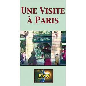 Une Visite à Paris (French) [VHS] Movies & TV