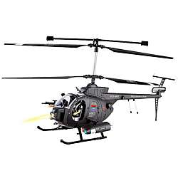 Military Full function 3.5 channel RC Helicopter