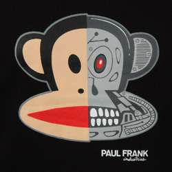 Paul by Paul Frank Boys Monkey Alien Face T Shirt  Overstock