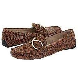 AK Anne Klein Davis Leopard Loafers