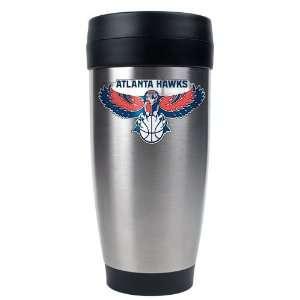 Atlanta Hawks NBA Stainless Steel Travel Tumbler  Primary Logo
