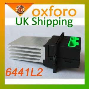 Car Heater Blower/Motor Resistor For Citroen C2/C3/C5 6441L2┃Peugeot