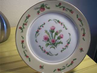 Fine China Plate by Dudson Stoke on Trent England Lovely