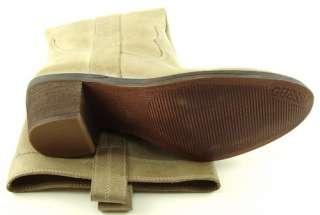 GUESS JIN Light Natural Womens Western Cowboy Boots 6.5