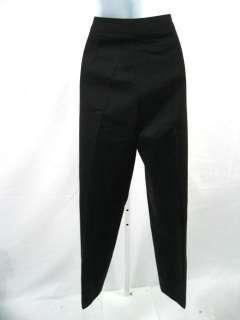 ESCADA Black Dress Pants Slacks Trousers Sz 38