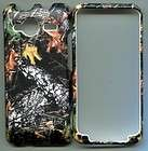 Hard Snap on Cover Case HTC Evo Shift 4G Sprint Camo Ok