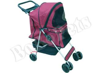 Wheels Pet Dog Cat Stroller HEAVY DUTY