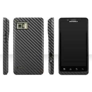 Motorola Droid Bionic Black Carbon Fiber Full Body
