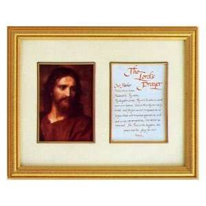 Lords Prayer Framed Print