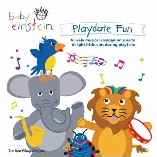 Baby Einstein: Playtime Music Box: Baby Einstein: Music