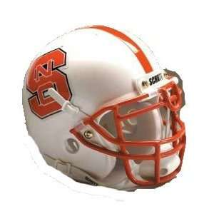 North Carolina State Wolfpack Schutt Full Size Replica Helmet high