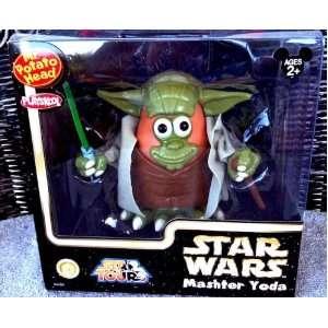 Disney Star Wars Mashter Yoda Mr. Potato Head Toy