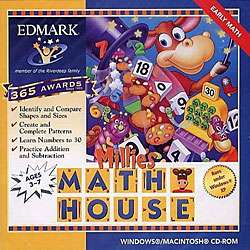 Millies Math House Educational Software |