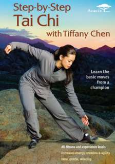 Step by Step Tai Chi With Tiffany Chen (DVD)