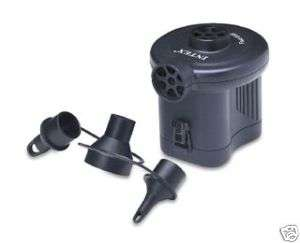 Intex 68639E Air Pump Quick Fill Battery Air Pump