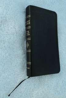 Holy Bible Ultra Trim KJV Bonded Leather NICE