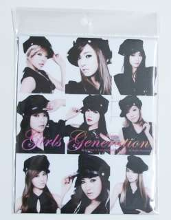SNSD Girls Generation Mirror CD case Mouse pad SM KPOP