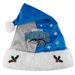 Orlando Magic 2011 Team Logo Santa Hat