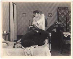 ROBERT HARRON Silent Film Star Vintage 1920 COINCIDENCE Movie Still