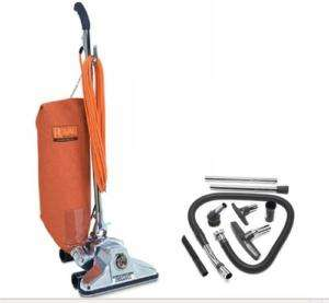 Royal CR5128Z Metal Commercial Upright Vacuum Cleaner 0