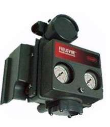 Series Digital Valve Controllers are used on sliding stem applications