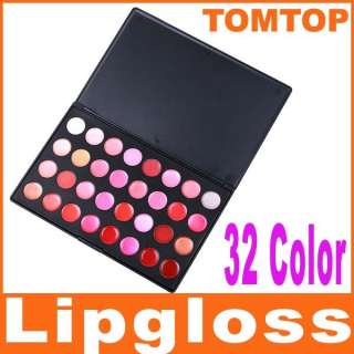 Color Cosmetic Lip Lips Gloss Lipsticks Makeup Palette Set kit