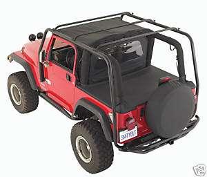 NEW 97 06 Jeep Wrangler Smittybilt SRC Roof Rack