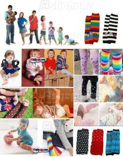 Boys Girls long Legging Tights Legs Leg Warmers Socks 29 Designs