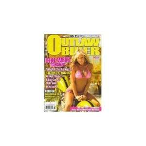 Outlaw Biker, #168 (Single Issue Magazine) (No. 168