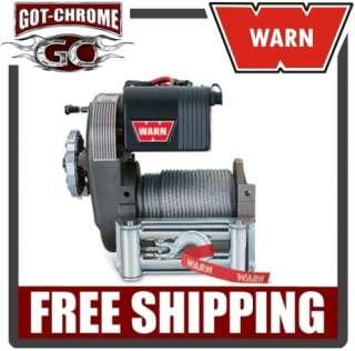 38631 Warn M8274 50 8,000lbs Premium Series Winch