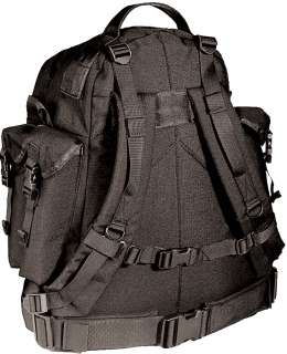 Tactical Black Backpack SPECIAL FORCES Military ASSAULT PACK