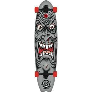 Santa Cruz Skateboard: Big Wave Rob Shark Cruzer   10.4x42.3: