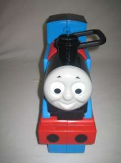 ... THOMAS TAKE ALONG LOT Carrying Case~Die Cast Trains ...