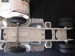 Smith Miller Mack Bekins Van Lines Toy Semi Truck and Trailer