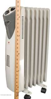 NEW 1500w Portable Electric Space Radiant Room Heater