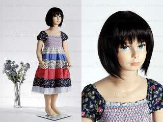 Barbie doll alike girl Child mannequin abt 4~5 years old manikin