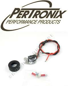 Ignitor Ignition for Mopar Hemi Dual Point Distributor