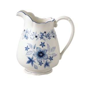Pfaltzgraff Blue Meadow Small Pitcher Kitchen & Dining