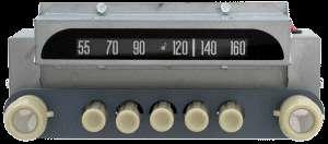 1951 1952 Chevrolet AM/FM Stereo Radio 1951 52 Chevy