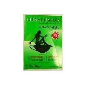 Tea Super Ginseng Plus Extra Strength For Men and Women 40 Tea Bags