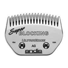 Andis Ultra Edge Super Blocking Clipper Blade # 64340 040102643408