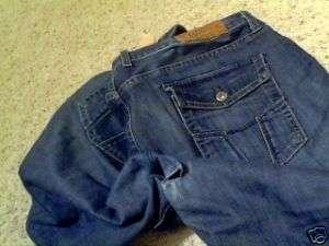 mens Lucky Brand Jeans 38 W 30 L 38 181 bootleg